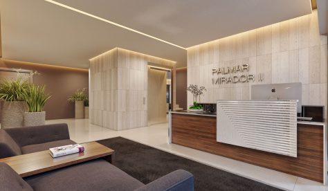 Palmar II - Lobby / recibidor
